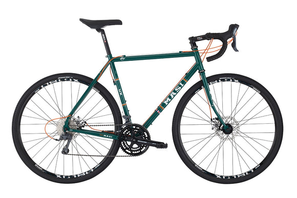 Masi CX Disc Cyclocross Commuter Road Bike FREE SHIPPING