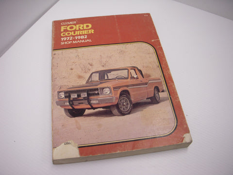 A-172 Clymer 1972-82 Ford Courier Manual