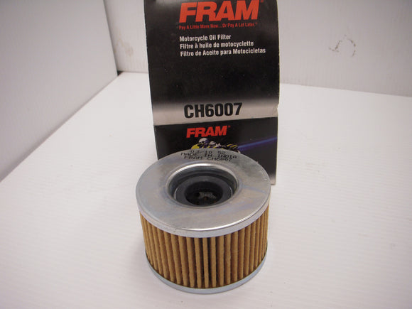 FRAM Oil Filter CH6007 HONDA CX500 CX650 GL500 GL650