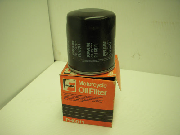 FRAM Oil Filter PH6011 BUELL FLHR FLTC FXSTS MOTO GUZZI