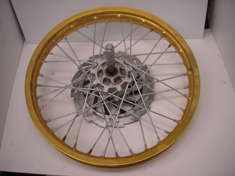 Chinese 80-125 cc Dirt Bike 17 Inch Front Rim with Brake Disc
