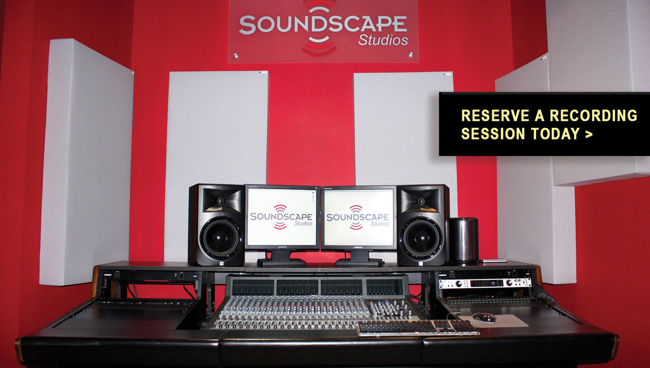 Music recording studio Miami