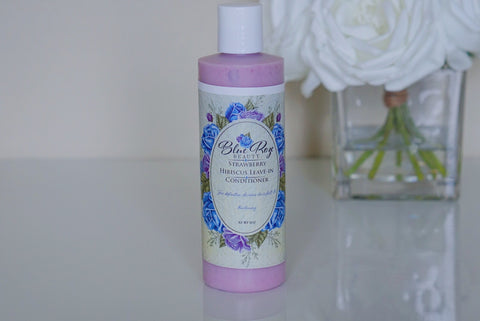 Strawberry Hibiscus Leave-in Conditioner