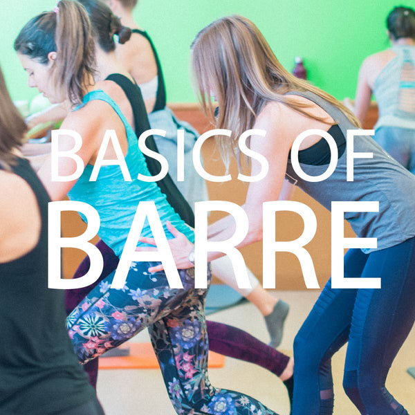 Basics of Barre by The Dailey Method