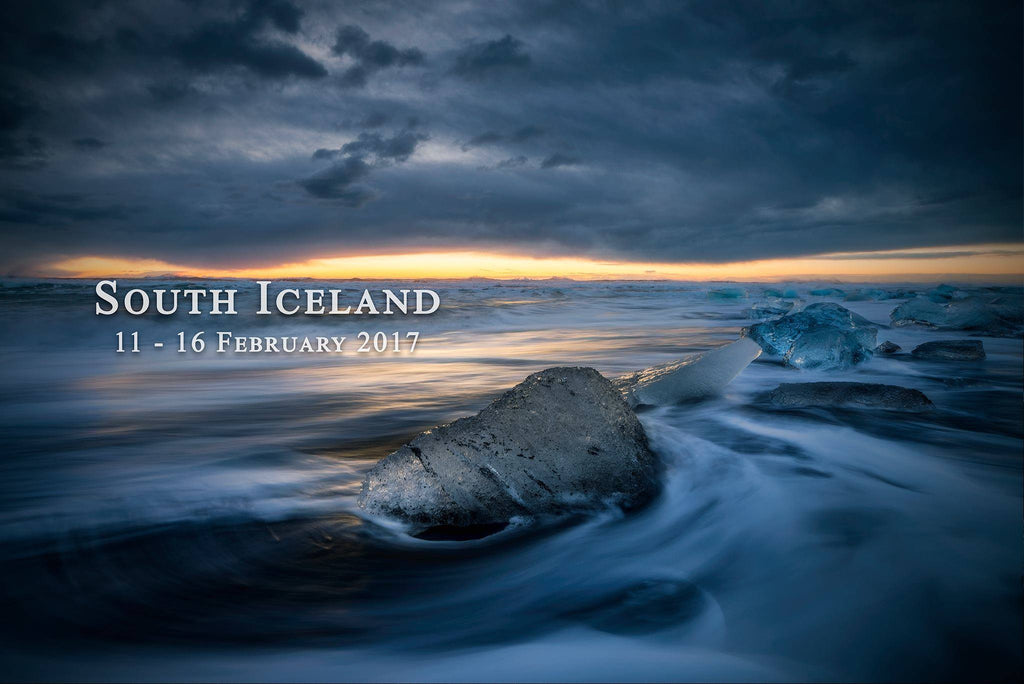 South Iceland Photo Tour, February 2017