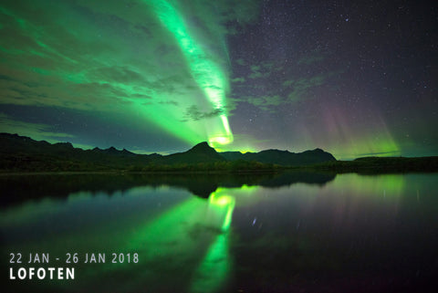 Lofoten Photo Tour, February 2018