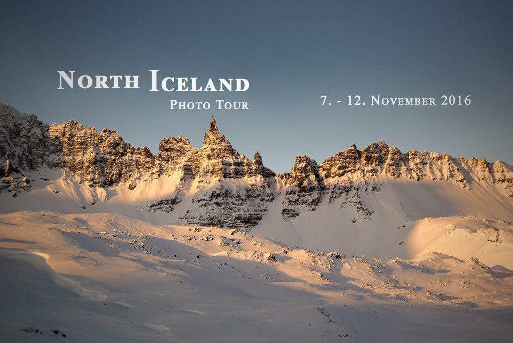 North Iceland Photo Tour, November 2016