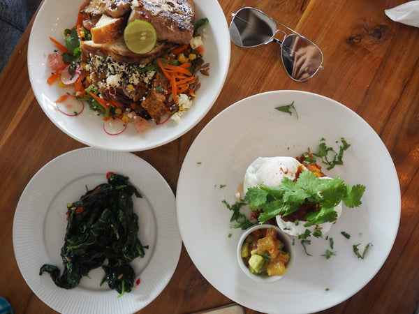 Watercress cafe brunch Ubud Bali