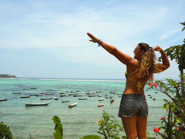 lembongan island, fitness on lembongan
