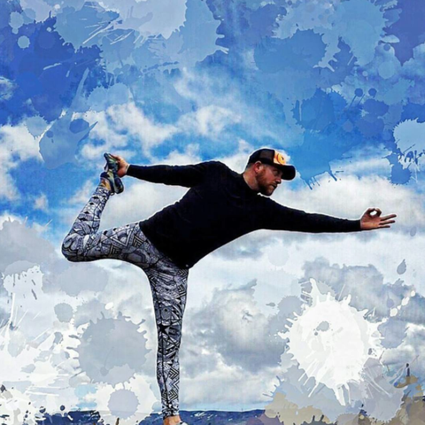 mens yoga leggings