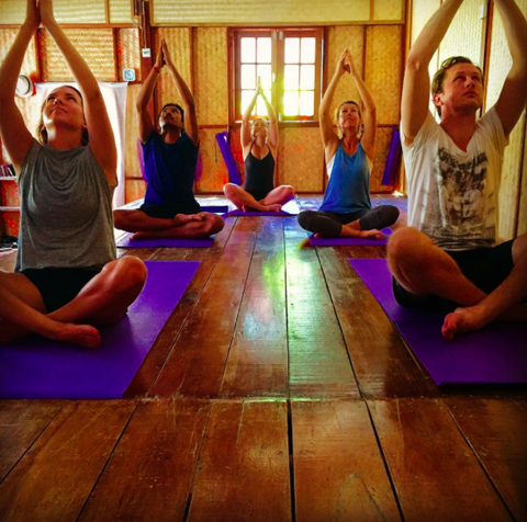 Keiritas Yoga Studio on Koh Lipe island