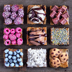 Healthy treats ideas from Instagram