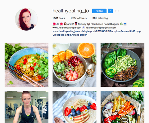 @healthyeating_jo instagram account