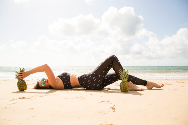 Active wear on Koh Tao, yoga leggings on Koh Tao