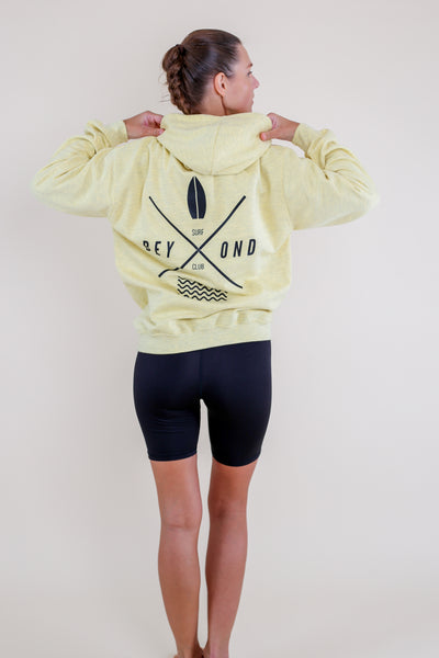 Beyond Surf Club Women's Hoodie - My Mantra