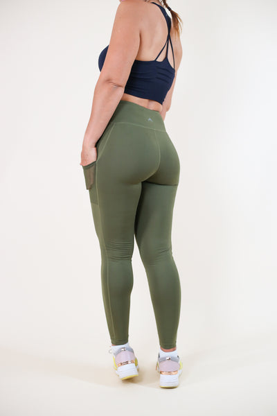 Structure Performance Compression Leggings - My Mantra
