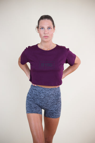 Crucial Crop Top - My Mantra