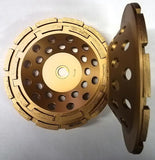 Diamond Cup Grinding Wheel 7-inch for Concrete and Mortar