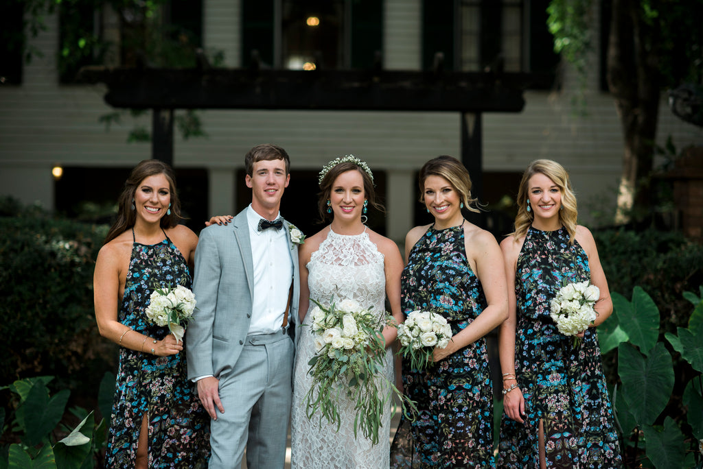 Bridesmaids, Showmeyourmumu, dress, floral print