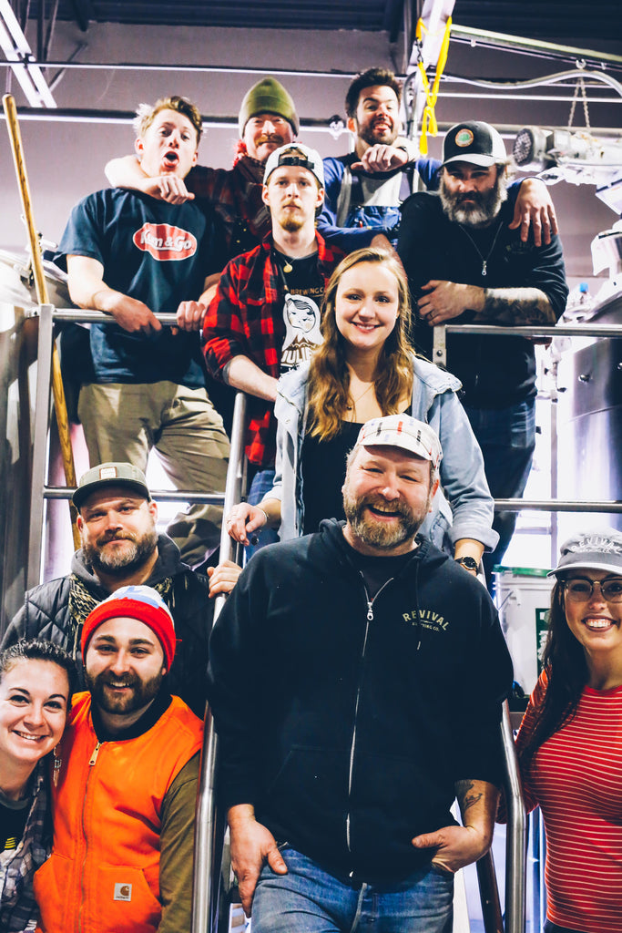 Team, brewers, artisans, craftsman