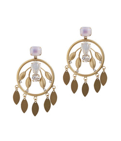Frieda Statement Earrings