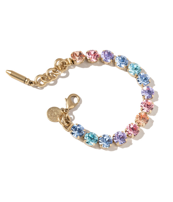 Arista Bracelet in Cotton Candy Ombré
