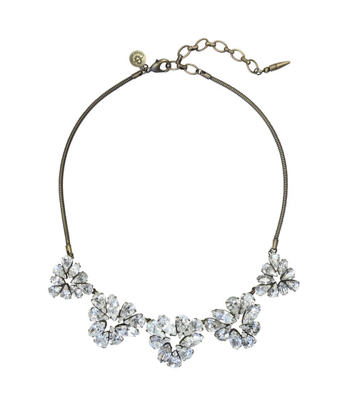 Elisa Statement Necklace