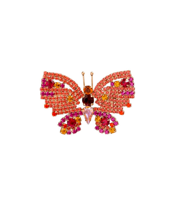 Loren Hope Butterfly Brooch