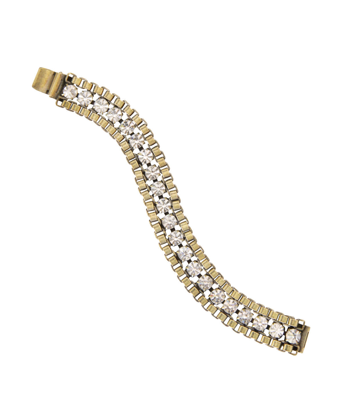 CARLY BRACELET IN GOLD
