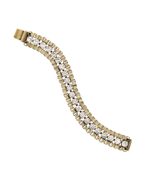 Carly Bracelet in Gold - Loren Hope