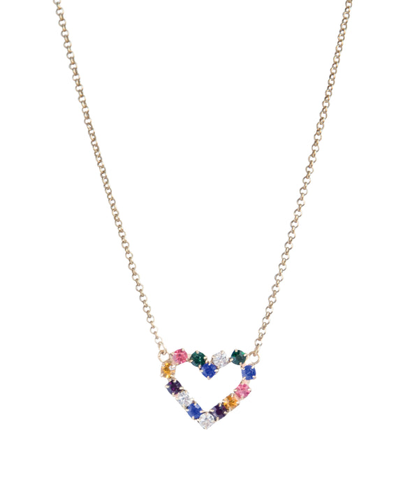 Cupid Necklace in Multi