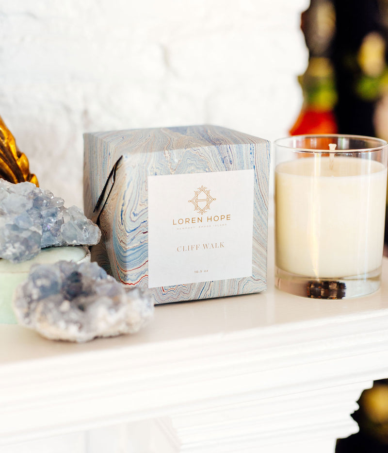 Cliff Walk Soy Candle
