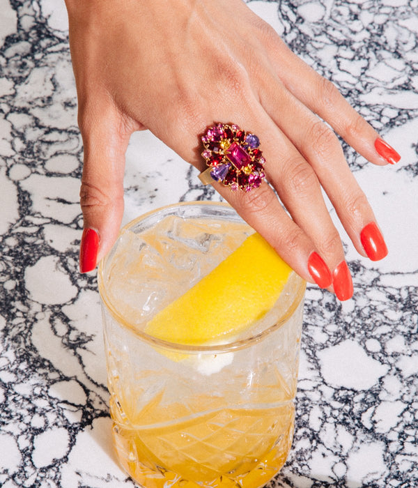 Consuelo Cocktail Ring