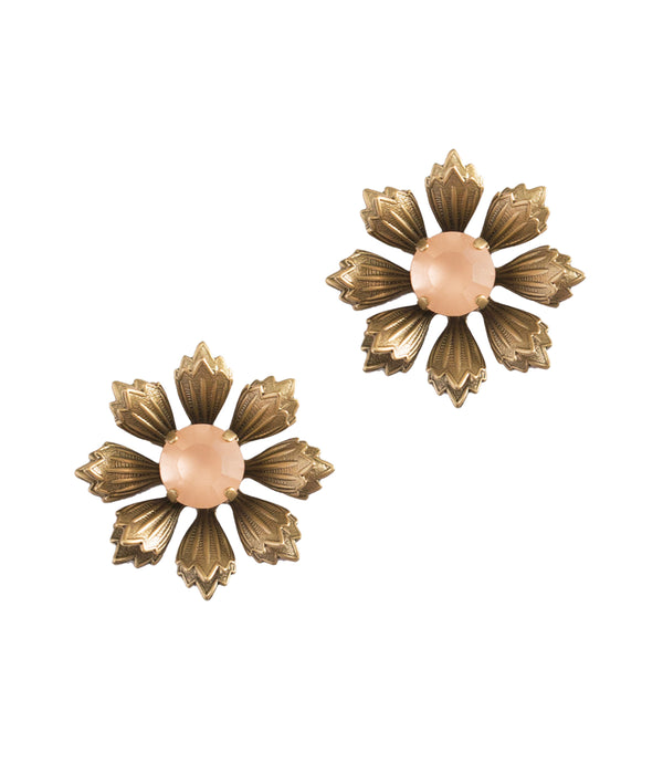DeeDee Flower Studs