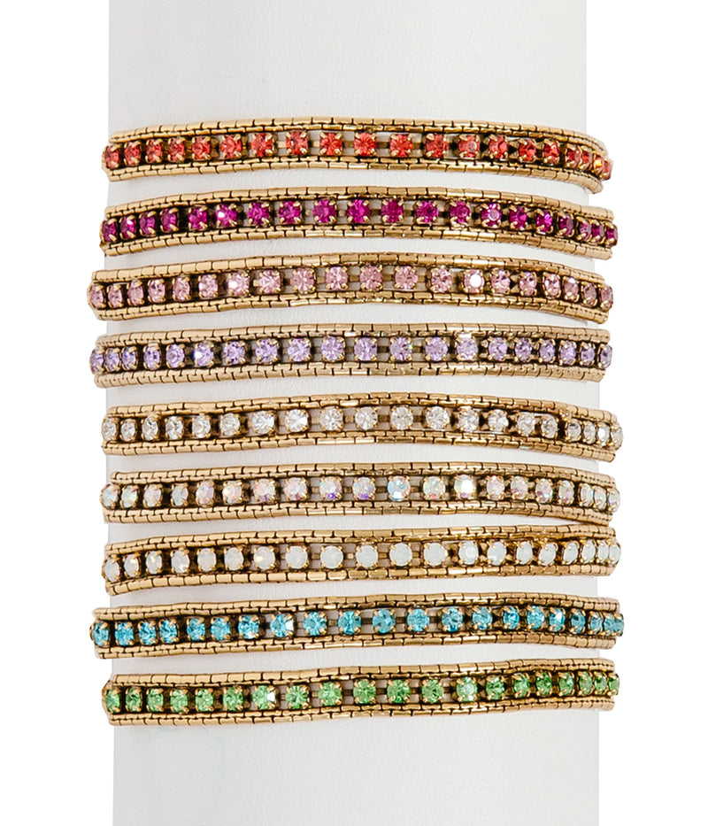 Rainbow Darla Stack - Set of 9
