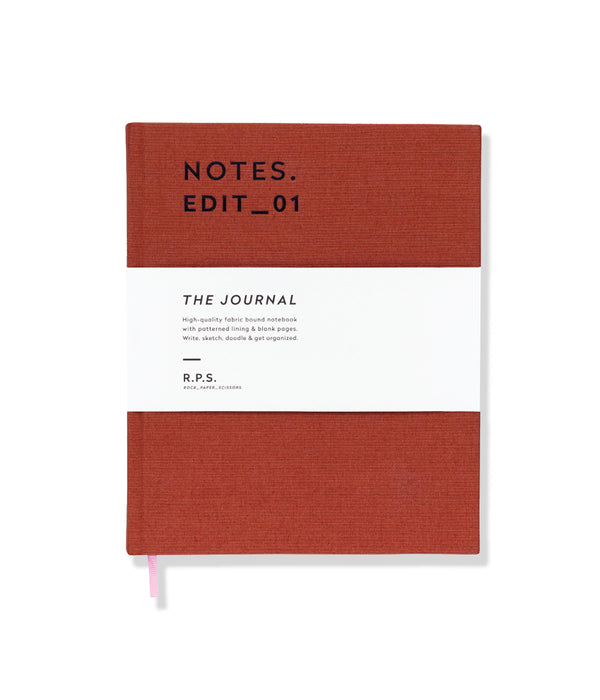 Darling Clementine Rust Journal