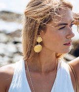 De la Mer Earrings