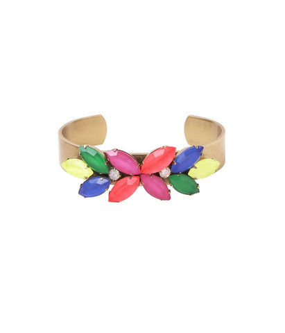 SARRA MINI CUFF IN IRIDESCENT
