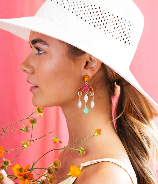 EMILY STATEMENT EARRINGS