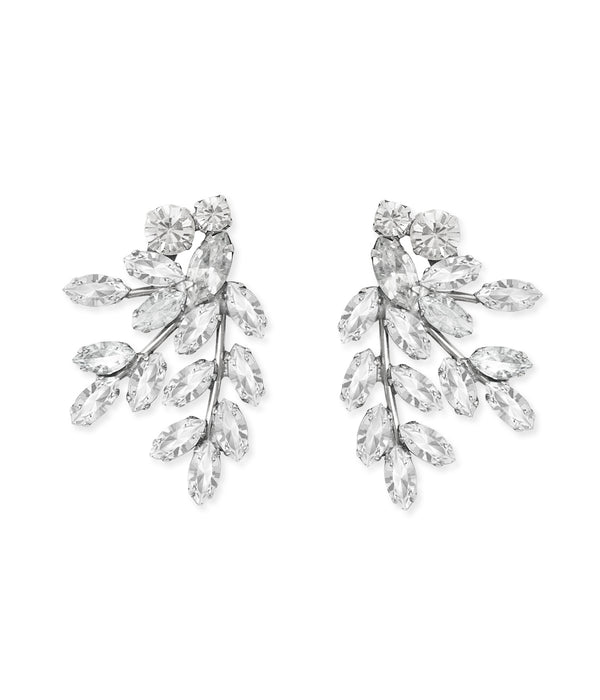 Farrow Earrings in Crystal