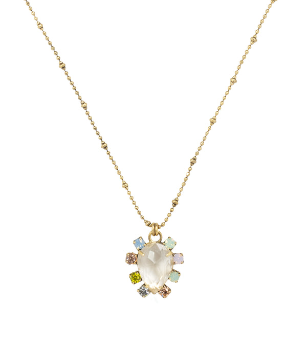 Faye Delicate Short Necklace