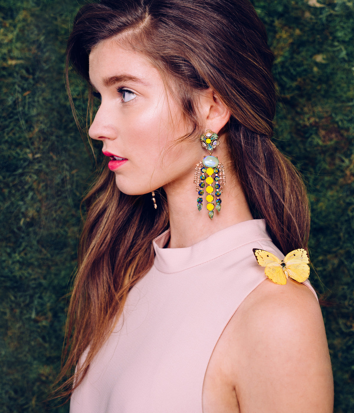 FLORA CHANDELIER EARRINGS