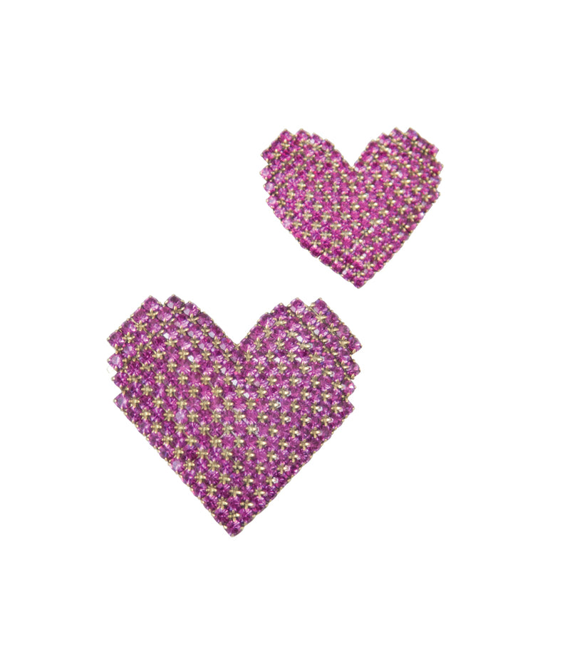 Esme Heart Pin Set