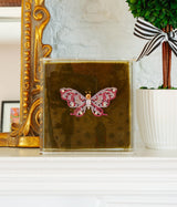 Large Butterfly in Violet / Fuchsia