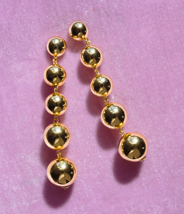 Aurum Drop Earrings