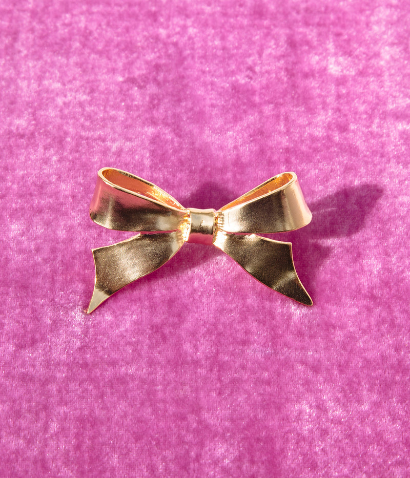 Mirabelle Bow Ring