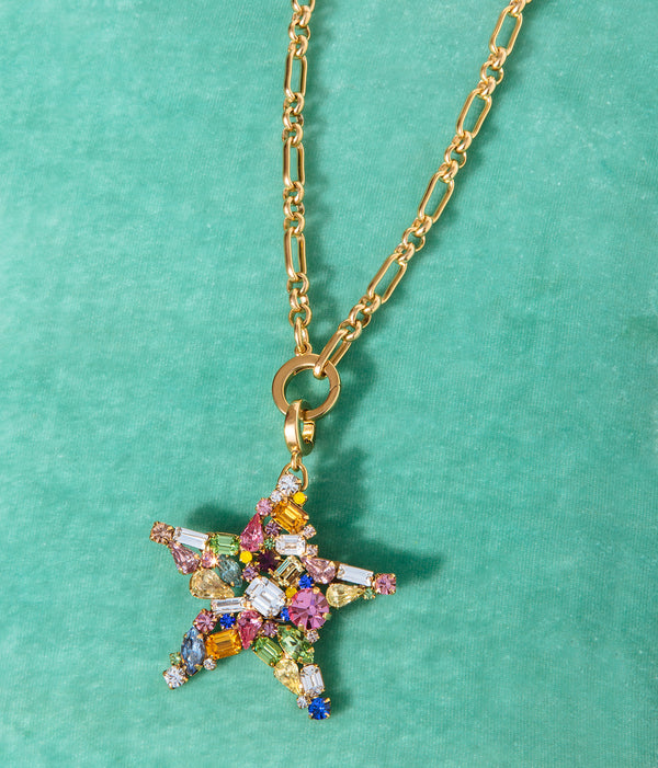 Starlight Convertible Brooch / Pendant