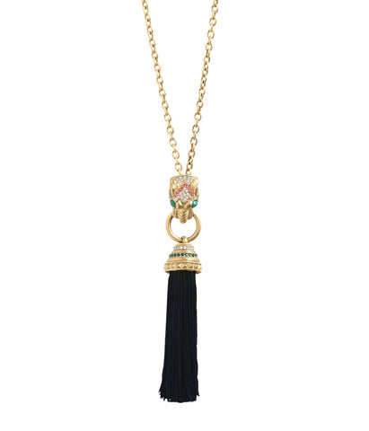 INGRID TASSEL NECKLACE