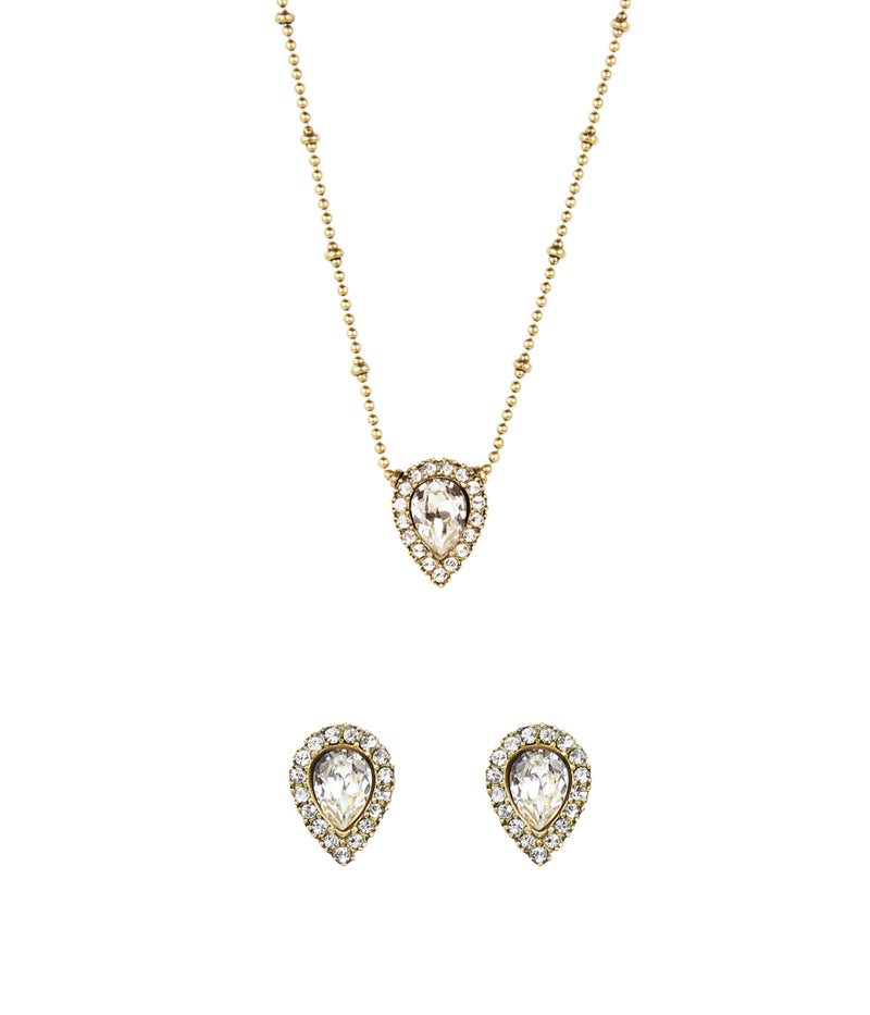 Jamie Necklace and Earrings Set