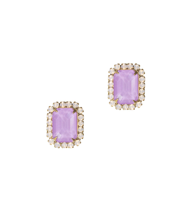 KATE EARRINGS IN ORCHID